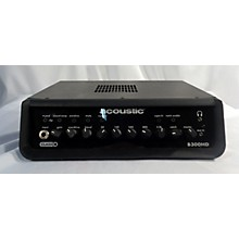 Acoustic B300H 300W Bass Amp Head