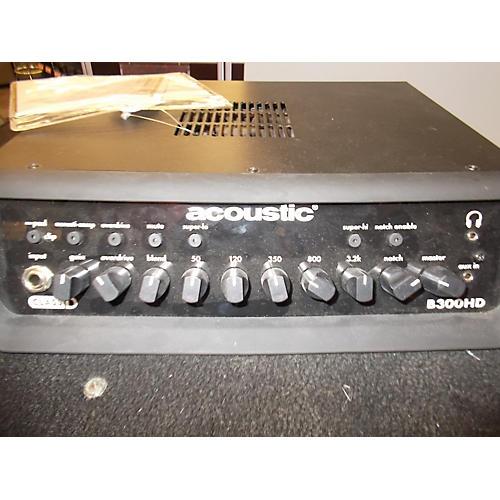 Acoustic B300HD Bass Amp Head-thumbnail