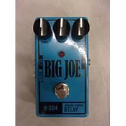 Big Joe Stomp Box Company B304 Analog Delay Effect Pedal