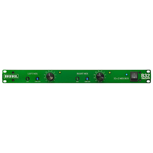 Burl Audio B32 Vancouver 32-Channel Mix Bus-thumbnail