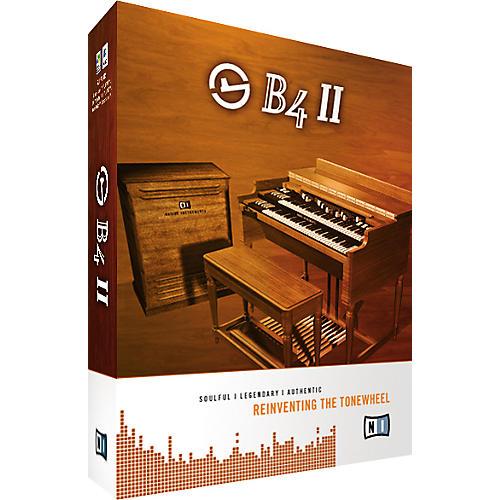 Native Instruments B4 II Virtual Organ