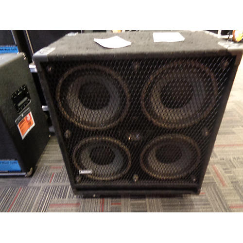 Avatar B410 Black Bass Cabinet Black