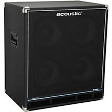 Acoustic B410C Classic 400W 4X10 Bass Speaker Cabinet