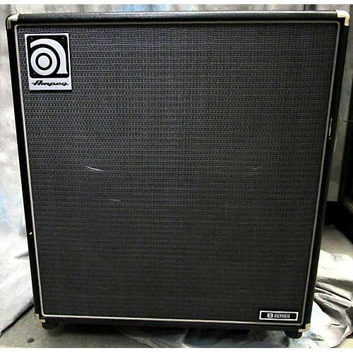 used ampeg b410he 4x10 bass cabinet guitar center. Black Bedroom Furniture Sets. Home Design Ideas