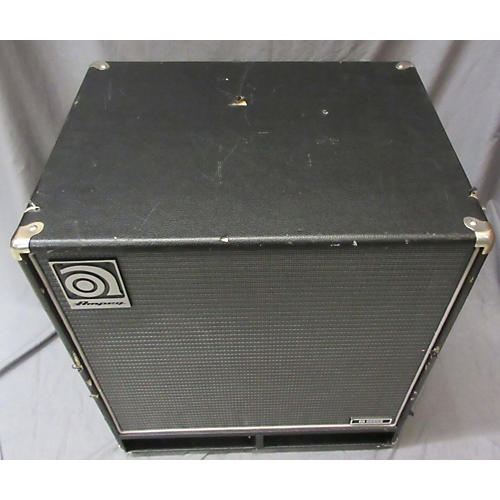 Ampeg B410HLF 4x10in Black Bass Cabinet