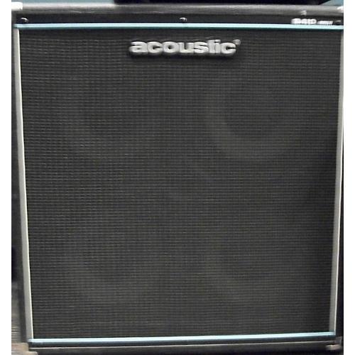 Acoustic B410MKII 4X10 Bass Cabinet-thumbnail