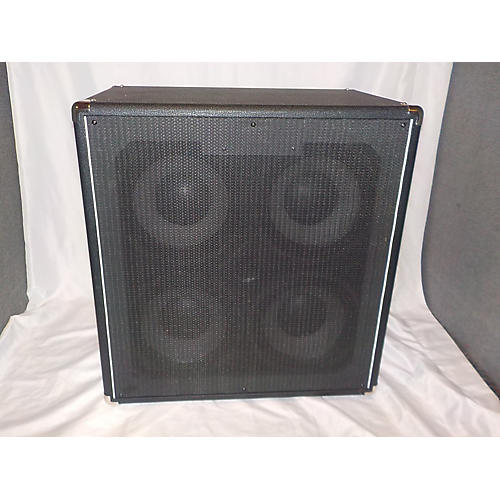 Acoustic B410MKII 4x10 Bass Cabinet-thumbnail