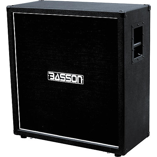 Basson B412-4 480 Watt Guitar Cabinet-thumbnail