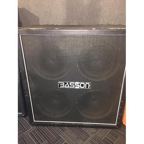 Basson B412BK Guitar Cabinet-thumbnail