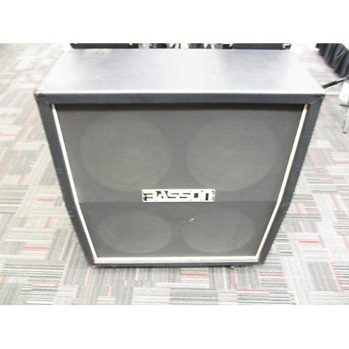 Basson B412BKSL Guitar Cabinet