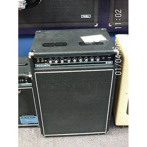 Acoustic B450MKII 450W 2X10 Bass Combo Amp-thumbnail