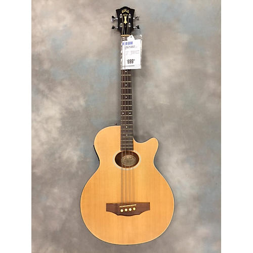 Guild B4CE NT Ae USA Acoustic Bass Guitar