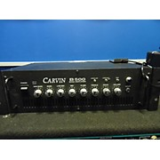 Carvin B500 Bass Amp Head