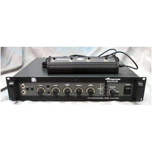 Ampeg B500DR Bass Amp Head-thumbnail