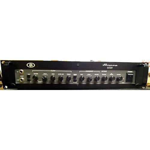 Ampeg B5R Bass Amp Head-thumbnail