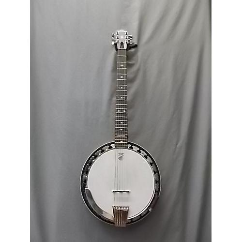 used deering b6 6 string banjo guitar center. Black Bedroom Furniture Sets. Home Design Ideas