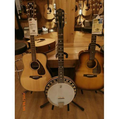 used deering b6 e boston series 6 string banjo guitar center. Black Bedroom Furniture Sets. Home Design Ideas