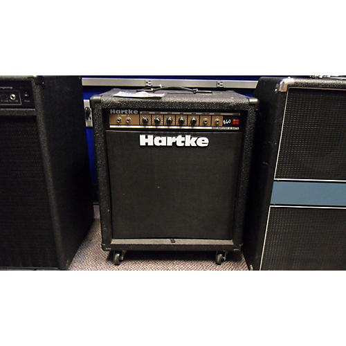 used hartke b60 tube bass combo amp guitar center. Black Bedroom Furniture Sets. Home Design Ideas
