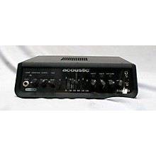 Acoustic B600H 600W Bass Amp Head