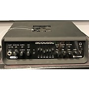 Acoustic B600HD Bass Amp Head