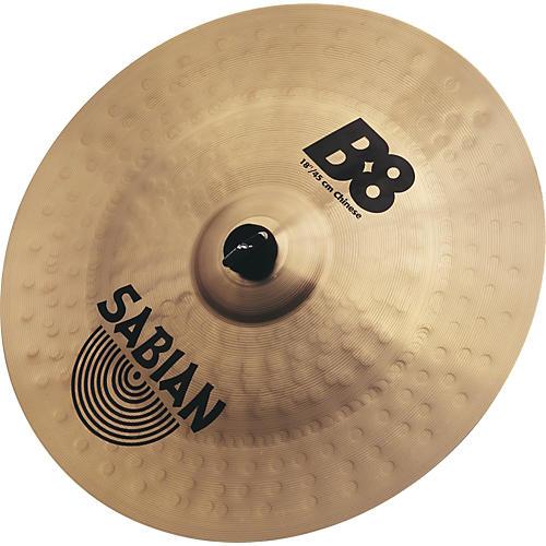 Sabian B8 Chinese Cymbal  18 in.