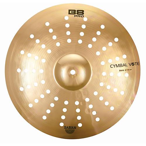 Sabian B8 Pro Aero Crash Cymbal 18 in.