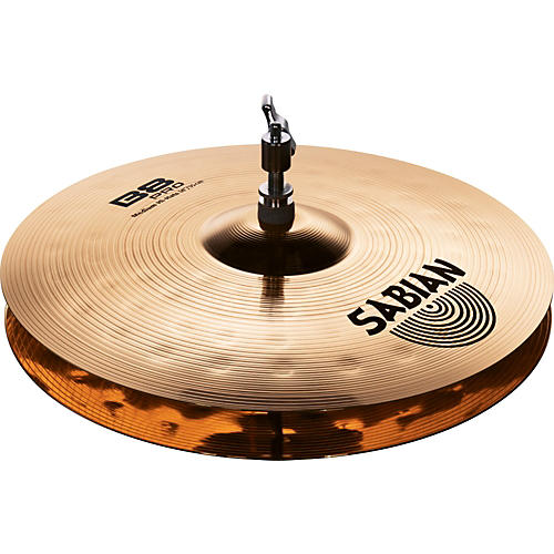 Sabian B8 Pro Medium Hi-Hats Brilliant 14 in.