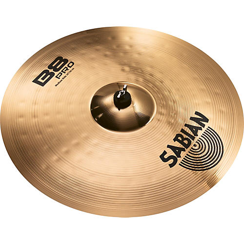 Sabian B8 Pro Medium Ride Brilliant 20 in.