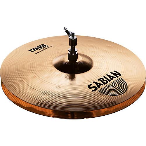 Sabian B8 Pro Rock Hi-Hats Brilliant