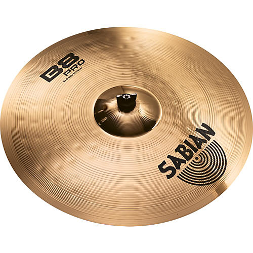 Sabian B8 Pro Rock Ride Brilliant