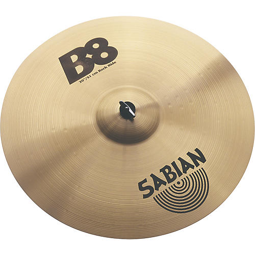 Sabian B8 Series Rock Ride Cymbal  20 in.