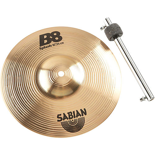 Sabian B8 Splash 'N' Stacker Pack Set