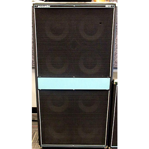 Acoustic B810 800W 8X10 Bass Cabinet-thumbnail
