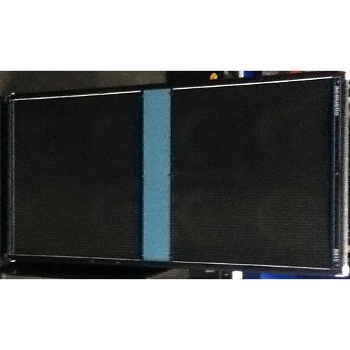 Acoustic B810 800W 8X10 Black Bass Cabinet