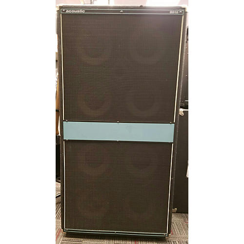 Acoustic B810 800W 8x10 Bass Cabinet-thumbnail