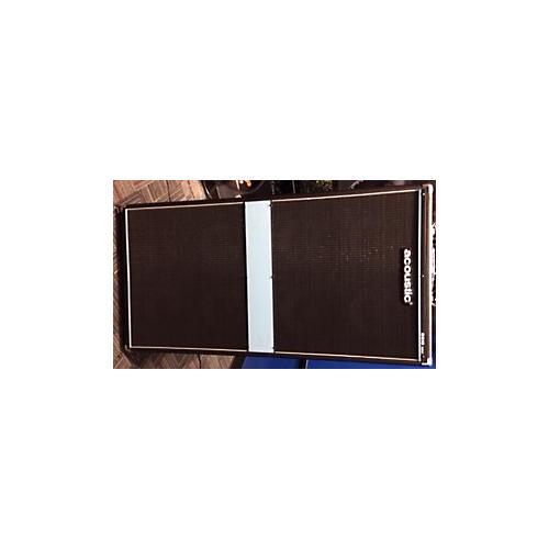 Acoustic B810 800W 8x10 Bass Cabinet