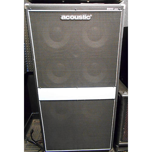 Acoustic B810MKII 8x10 Bass Cabinet