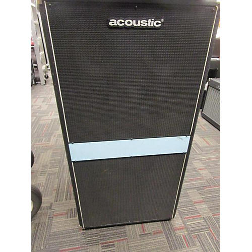 Used acoustic b810mkii 8x10 bass cabinet guitar center for 8x10 kitchen cabinets