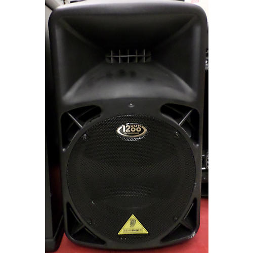 Behringer B812NEO Powered Speaker-thumbnail