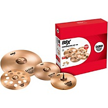 Sabian B8X Performance Pack