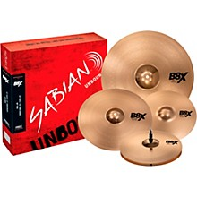 "Sabian B8X Promo Performance Set with 14"" Thin Crash"