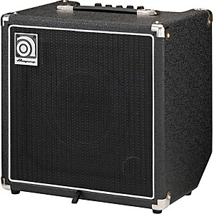 Click here to buy Ampeg BA-108 25 Watt 1x8 Bass Combo Amp by Ampeg.