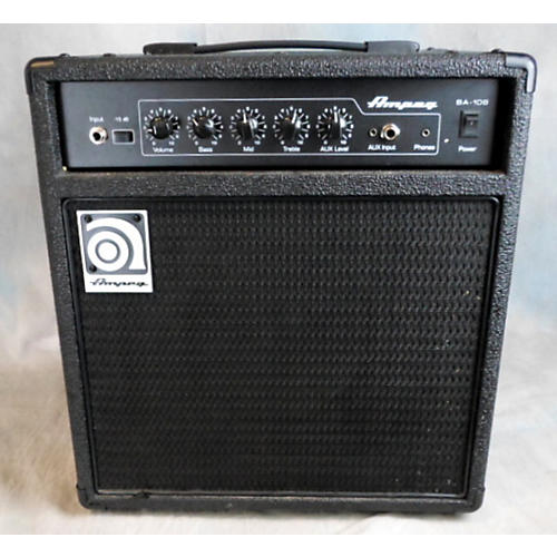 In Store Used BA-108 Bass Combo Amp-thumbnail
