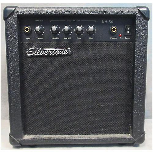 Silvertone BA XS Bass Combo Amp-thumbnail