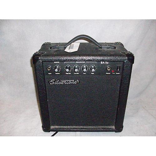 Silvertone BA Xs Bass Combo Amp