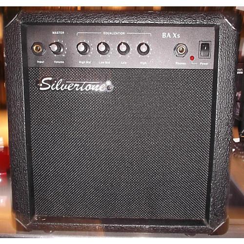 Silvertone BA Xs Guitar Combo Amp