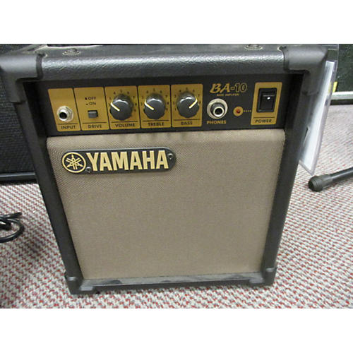 Yamaha BA10 Bass Combo Amp