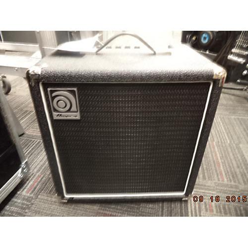 Ampeg BA108 25W 1X8 Black Bass Combo Amp-thumbnail