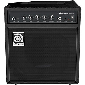Click here to buy Ampeg BA108V2 1x8 Bass Combo Amplifier by Ampeg.