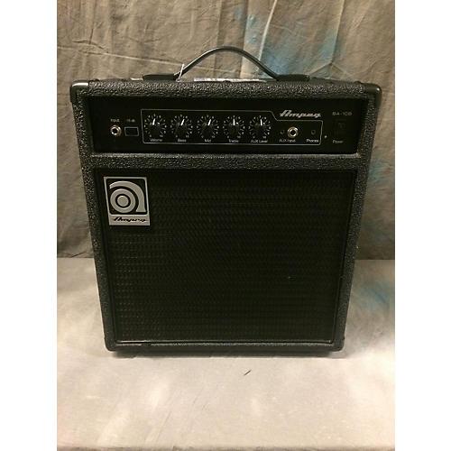 Ampeg BA108V2 25W 1x8 AMP COMBO A BASS